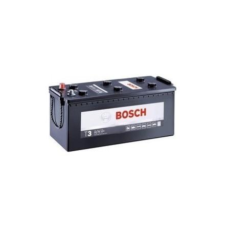 Bilbatteri 12V 143Ah Bosch T3047 DIN 642033095 LxBxH:514x218x210mm