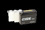 Tudor Exide AGM batteri 12V/2,3h