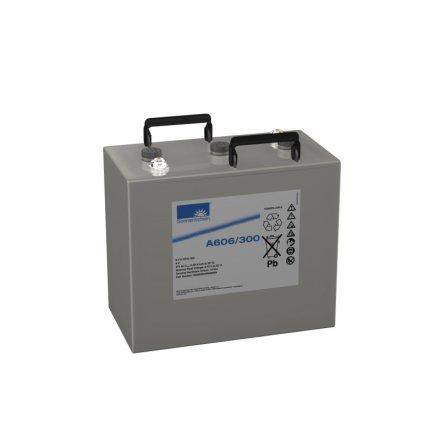 Gelbatteri 6V274Ah Sonnenschein Exide A606/300 NGA6060300HSOFA 6V 6 OPzV 300