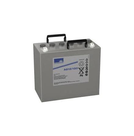 UPS Nätverksbatteri Gel12V137Ah Sonnenschein Exide A612/150 NGA6120150VSOFB 12V 3 OPzV 150