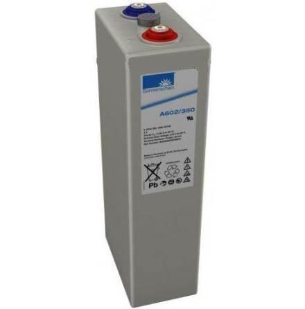 UPS Nätverksbatteri Gel 2V Sonnenschein Exide A602 OPzV