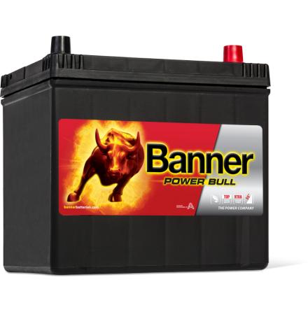 Bilbatteri 12V 60 Ah Banner LxBxH:230x170x225mm Starting Bull SBP6068 56068 Banner Bäst i Testfakta 2013 och 2015