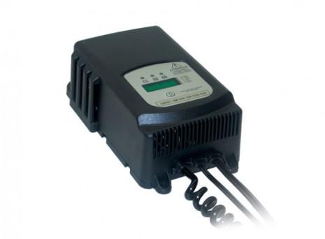 Batteriladdare 12V,24V,36V,48V 4-7A För GEL, AGM samt vätskebatterier 20-105Ah.