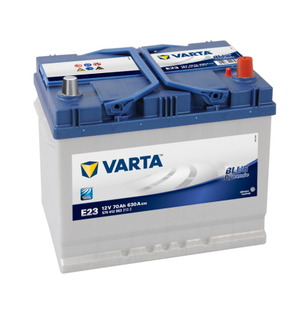 Batteri 12V/70Ah Varta Blue Dynamic