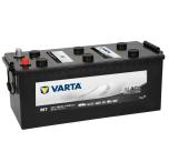 Startbatteri Varta 12V 180Ah LxBxH=480/513x223x223mm M7 PRO Black HD180 680033110