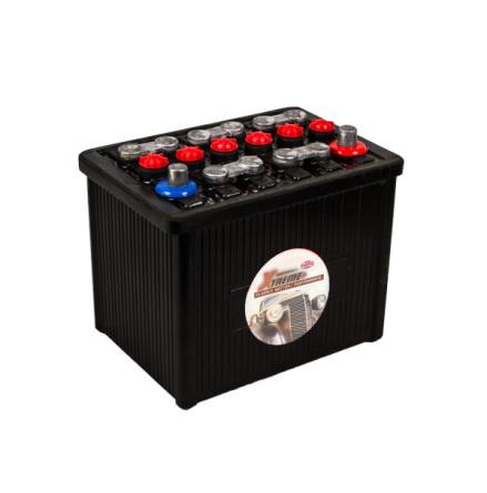 Veteranbilsbatteri 12V/63Ah