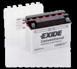 Tudor Exide MC batteri 20Ah Y50-NL18L-A3 4572 lxbxh=205x90x162mm CCA 260(EN)
