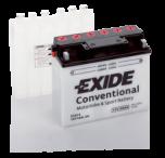Tudor Exide MC batteri 20Ah 12Y16A-3A