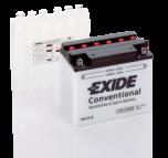 Tudor Exide MC batteri 19Ah YB16-B lxbxh=175x100x155mm 4533 190CCA(EN)