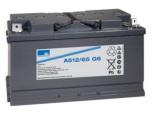 Gelbatteri 12V 65Ah Sonnenschein A512/65 G6. LxBxH:353x175x190mm