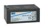 Gelbatteri 12V 3,5Ah Sonnenschein A512/3,5S. LxBxH:134,5x66,8x64,4mm