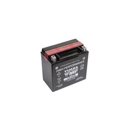 YUASA MC batteri 12Ah YTX14H-BS lxbxh=150x87x145mm