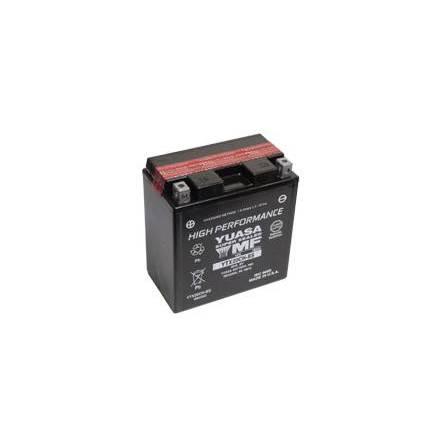 YUASA MC batteri YTX20CH-BS lxbxh=150x87x161mm
