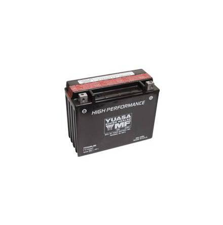 YUASA MC batteri YTX24HL-BS lxbxh=205x87x162mm