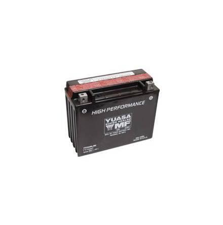 YUASA MC batteri 21Ah YTX24HL-BS-PW lxbxh=205x87x162mm