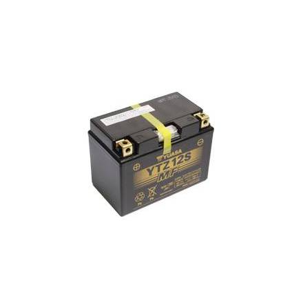 YUASA MC batteri 11Ah YTZ12S lxbxh=150x87x110mm