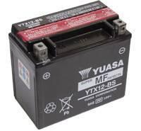 YUASA MC batteri 10Ah YTX12-BS lxbxh=150x87x130mm