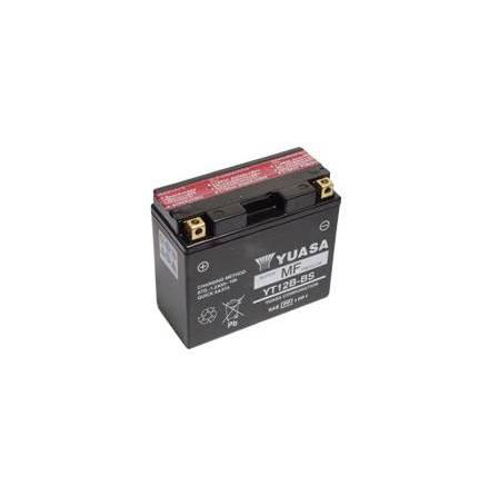YUASA MC batteri YT12B-BS LxBxH: 150x69x130mm