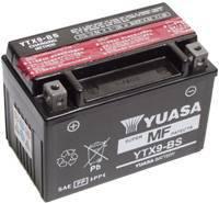 YUASA MC batteri 8Ah YTX9-BS lxbxh=150x87x105mm