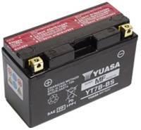 YUASA MC batteri 6,5Ah YT7B-BS lxbxh=150x65x93mm