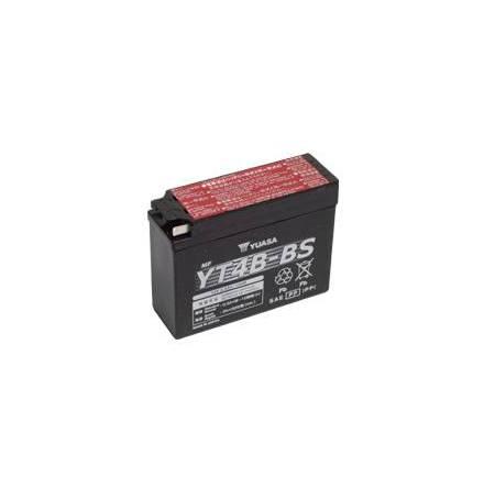 YUASA MC batteri 2,3Ah YT4B-BS lxbxh=114x39x86,5mm