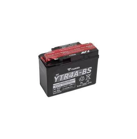 YUASA MC batteri 2,3Ah YTR4A-BS lxbxh=114x49x86mm
