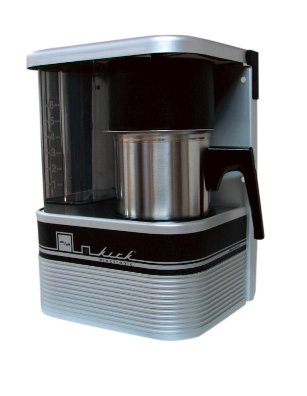 kaffebryggare 6 koppar