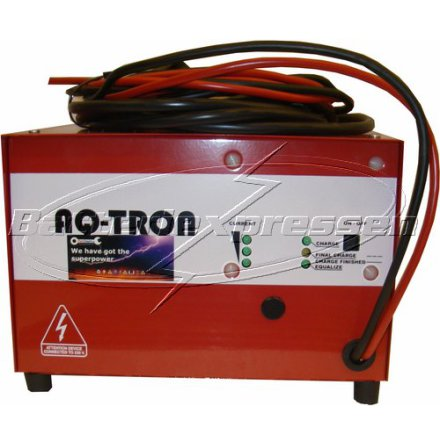 Batteriladdare 24V 120 A för vätskebatterier 750-900Ah/5h