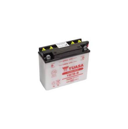 YUASA MC batteri YB7B-B 7Ah lxbxh=150x60x130mm