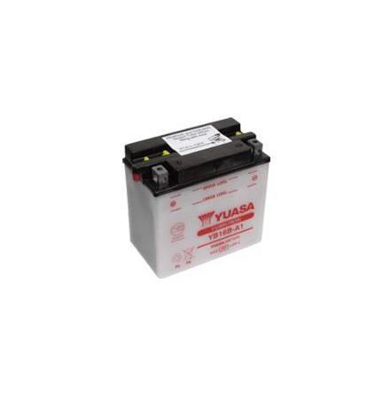 YUASA MC batteri YB16B-A1 16Ah lxbxh=160x90x161mm