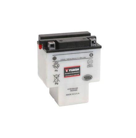 YUASA MC batteri HYB16A-AB 16Ah lxbxh=151x91x180mm
