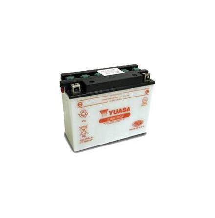 YUASA MC batteri Y50-N18L-A 20Ah lxbxh=205x90x162mm