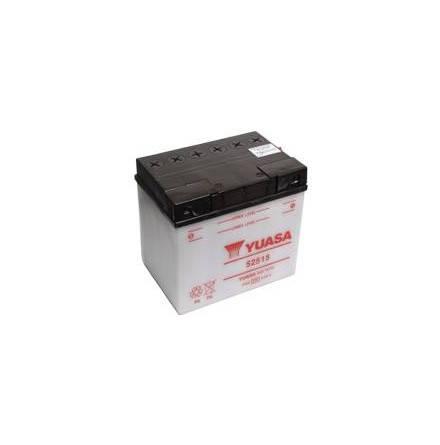 YUASA MC batteri 52515 25Ah/20h lxbxh=186x130x171mm