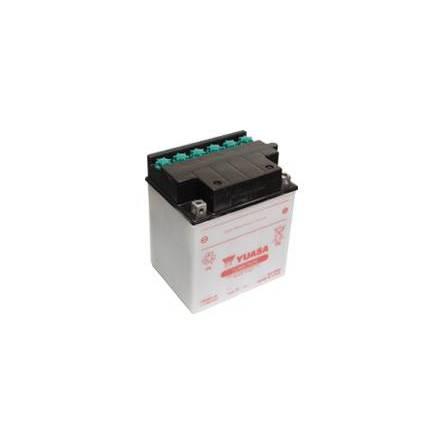 YUASA MC batteri 30Ah YB30CL-B lxbxh=168x132x192mm