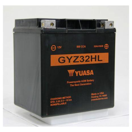 YUASA MC batteri 20Ah GYZ32HL lxbxh=166x126x175mm