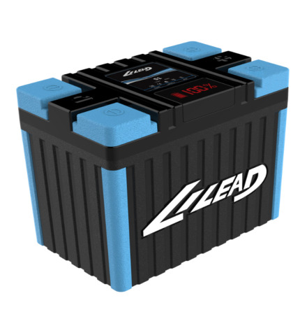 LiFeYPO4 batteri 12V/40Ah
