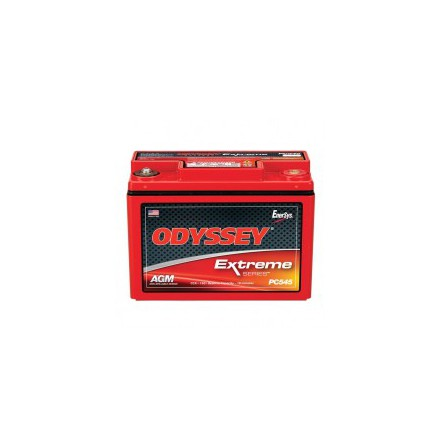 Startbatteri Odyssey PC545 12V 14Ah lxbxh=178x86x132mm