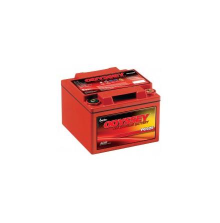 Startbatteri Odyssey PC925 12V 28Ah lxbxh=169x179x128mm