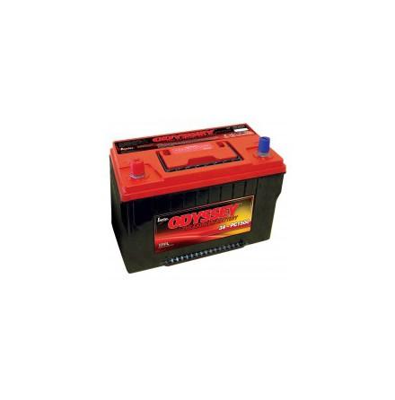 Startbatteri Odyssey PC1500DT 12V 68Ah lxbxh=276x177x199mm