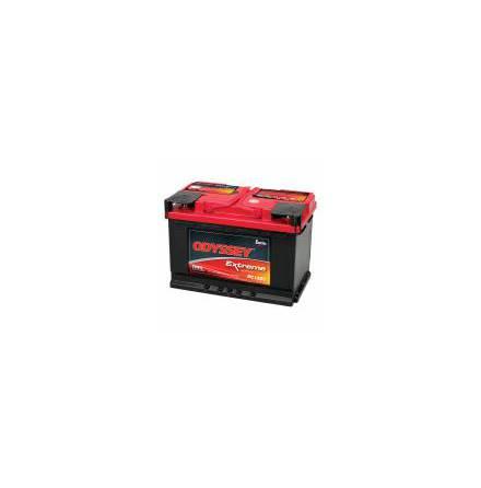 Startbatteri Odyssey PC1220 12V 70Ah lxbxh=278x175x190mm