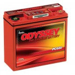Odyssey AGM batteri 12V 17Ah
