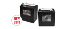 TROJAN SilverLine S105(T-105) Deep-cycle batteri 6V 215Ah LxBxH:264x181x241/276mm Liftbatteri Golfbilsbatteri