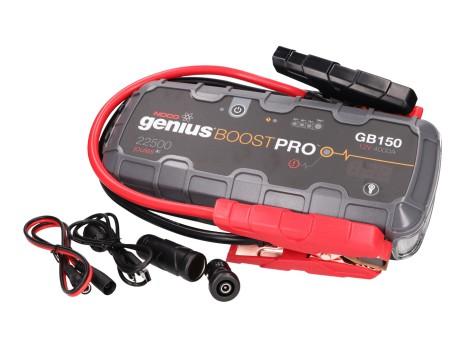 Noco GB150 Genius Startbooster HD Lithium Power Booster. Hela 4000A Lithium-ion starthjälp