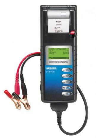 Batteritestare Midtronics MDX655P S-S 100-2000CCA (EN) 6/12V batterier klarar även start-stop batterier