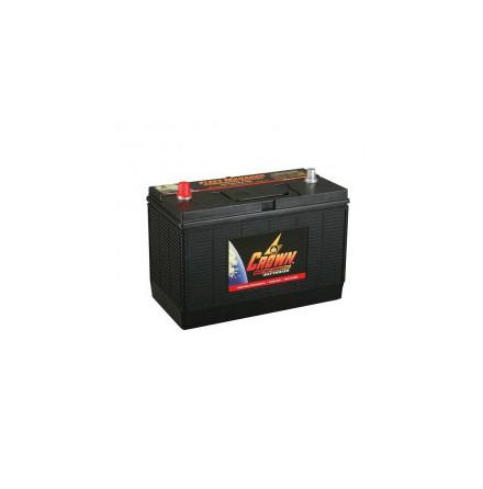 Startbatteri Crown 100Ah 1100CCA Starteffekt! lxbxh=329x171x240mm