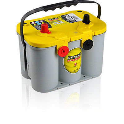 Optima YellowTop U 4,2L 55Ah
