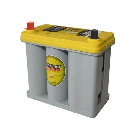 Optima batteri 12V 41Ah Yellow Top R2,7L 8071-176 LxBxH:237x129x227mm