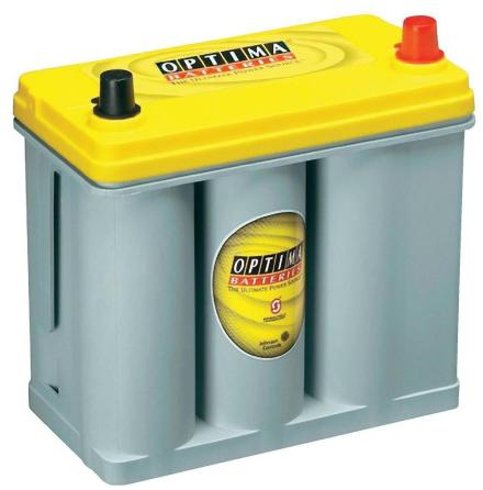 Optima batteri 12V 38Ah Yellow Top 2 cba7682e202b1