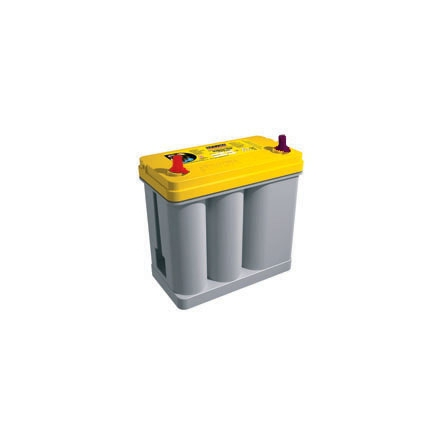 Optima batteri 12V 38Ah YellowTop R2,7L 8070-176 LxBxH:237x129x227mm Toyota Prius
