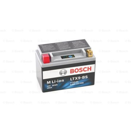 Bosch MC Li-Ion batteri 180CCA